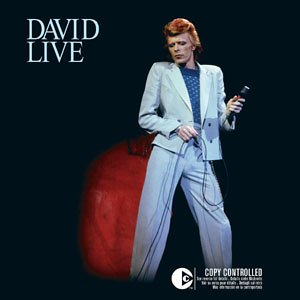 David Bowie - David Live-Standard Version - Zortam Music