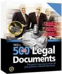 Global Probiz 500 Legal Documents