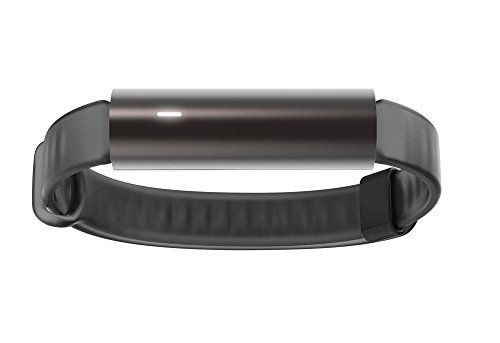 Misfit Ray- Fitness + Sleep Tracker with Sport Band (Carbon Black)
