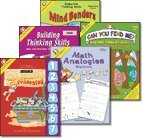 img - for CogAT  Prep Bundle for Grade 1 (CogAT  Prep Bundles, 1) book / textbook / text book