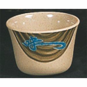 "Japanese Wei Style Melamine 3 12/3"" Tea Cup"