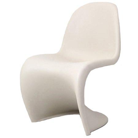 PANTONE CHAIR(パントンチェア・Premium)アイボリー色        【デザイナー:ヴェルナー・パントン】【ダイニングチェア】【プラスチック】【椅子】【デザイナー家具】【高品質】【低価格】【プラスチック】【屋外】【エクステリア】【リプロダクト】【ジェネリック】