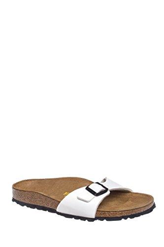 Madrid Comfort Slide Flat Sandal