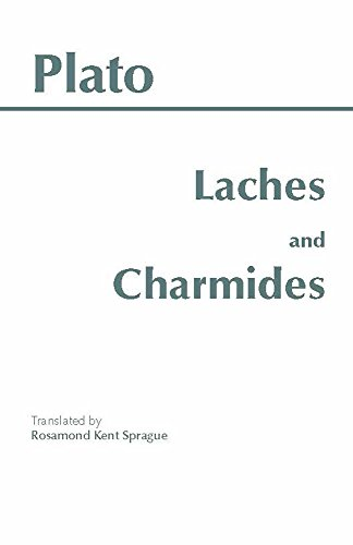 Laches ; And, Charmides