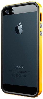SPIGEN+SGP+iPhone5ケース+ネオ・ハイブリッド+EX+ビビッドシリーズ+[レベントン・イエロー]+【SGP09518】