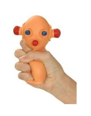 Schylling PANIC PETE SQUEEZE TOY