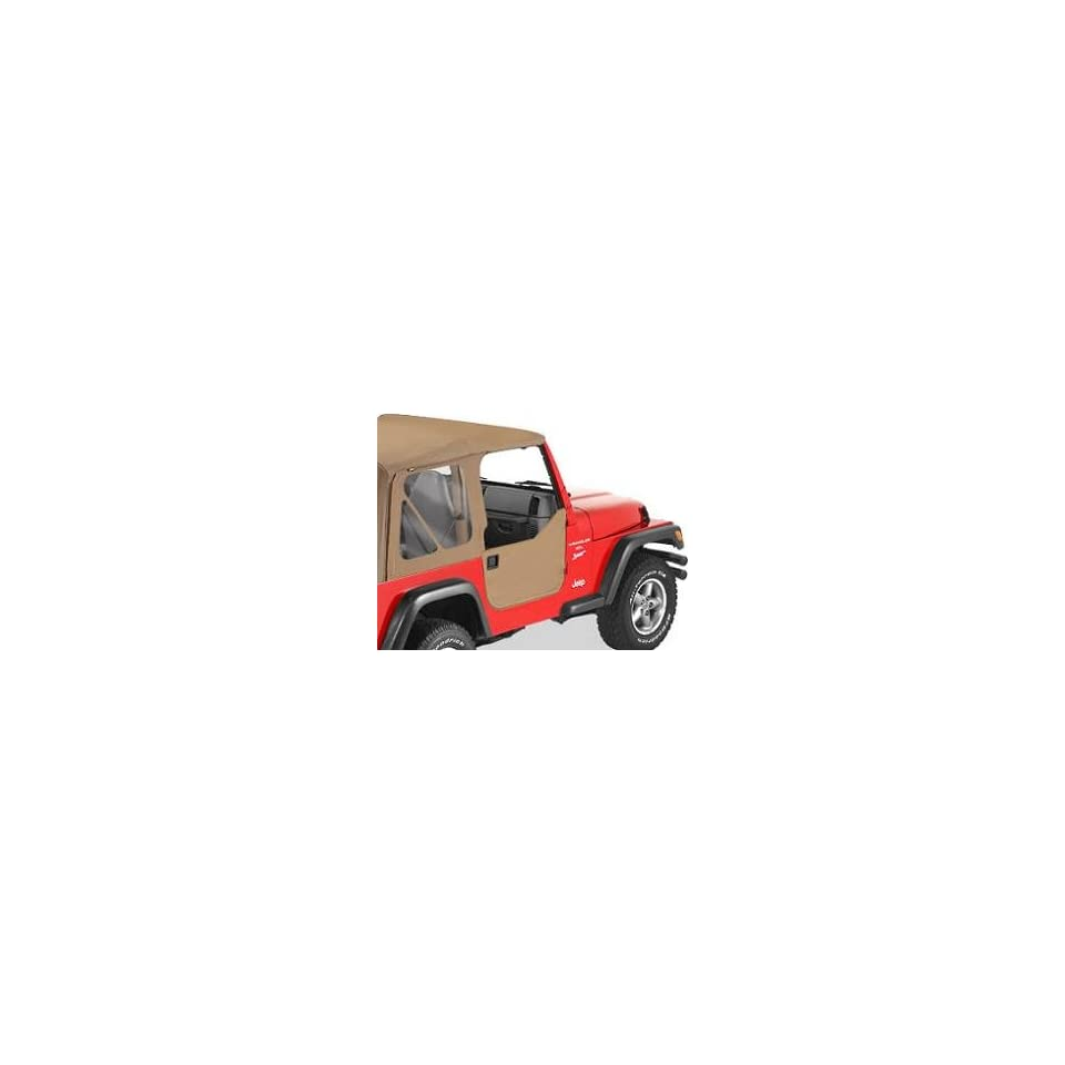 Bestop Door Skin for 1998   2001 Jeep Wrangler