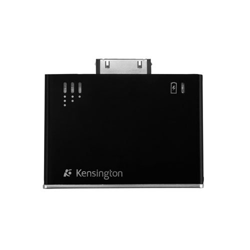 Kensington K33459US Mini Battery Extender and Charger for iPod and iPhone 1G, 3G, 4G (Black)