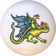 Dragon Design4 Drawer Pull Knob