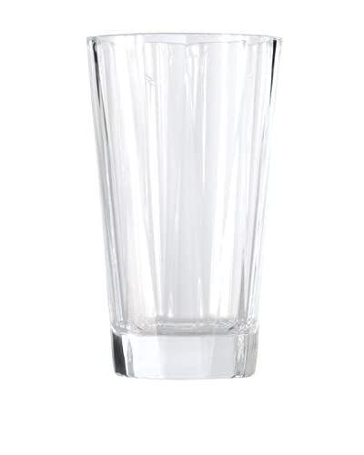 BergHOFF Set of 6 Club 16.9-Oz. Tall Glass, Clear