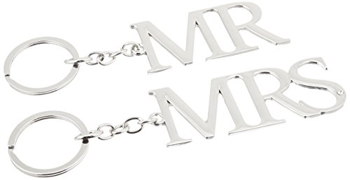 amore-set-of-two-silverplated-key-rings-mr-mrs