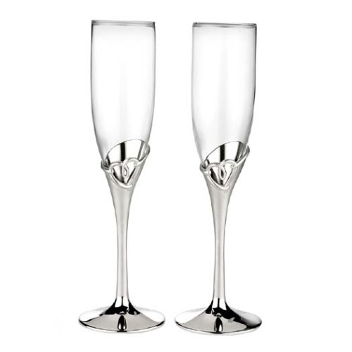 Lenox Forevermore Flute, Set of 2