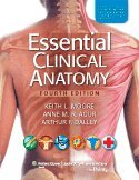 Essential Clinical Anatomy, North American Edition