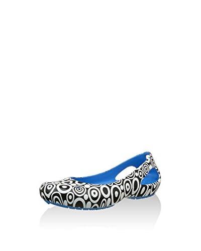 Crocs Ballerina Kadee Mondo Circles Flat W