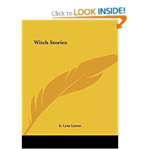 Witch Stories E. Lynn Linton