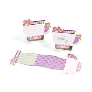 Tea Party Place Cards (1 dz) - 1