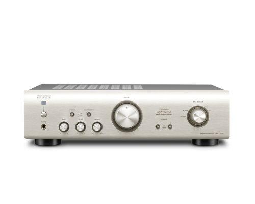 Denon D2073 Amplificatore Integrato Stereo PMA-720AE, Argento