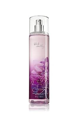Bath and Body Works Black Amethyst Fragrance Mist (formerly known as body splash), 8 oz.