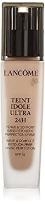 Lancome Teint Idole Ultra 24h Wear and Comfort SPF 15 010 Beige Porcelaine for Women, 1 Ounce