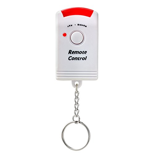 Kerui alarme sans fil infrarouge d tecteur de mouvement for Alarme infrarouge maison