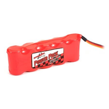 Dynamite 600 Mah Power RX Battery Pack