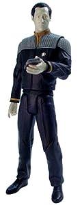Star Trek Lieutenant Commander Data with Starfleet Tricorder