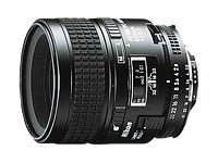Nikon AF Micro NIKKOR 60mm f/2.8D Lens