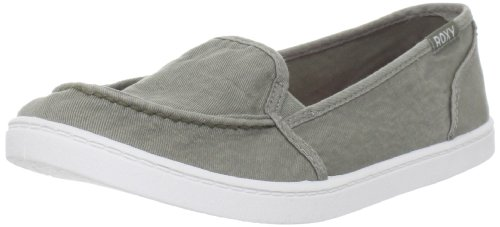 Roxy Women's Lido Slip-On,Moss,6.5 B US