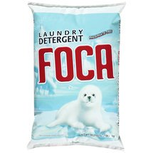 Foca Laundry Detergent 35.27 OZ (Pack of 18) read four bean salad can 15 oz  pack of 24