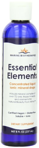 Marine BioTherapies Essential Elements,  8-Ounce Bottle