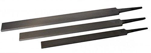 PFERD Universal-Plus Feile Flachstumpf Feilen Werkstattfeilen 20 / 25 / 30 cm, Länge:200 mm