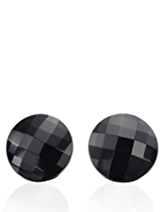 M&S Collection Disco Round Clip Stud Earrings