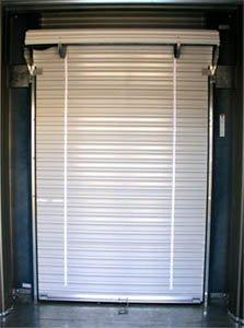 Trac Rite 944 Roll Up Door 6 39 Wide X 7 39 Tall W Chain