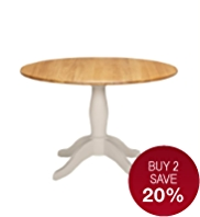 Padstow Drop Leaf Table