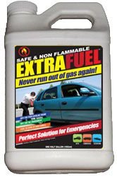 1/2 Gallon Extra Fuel - Emergency Fuel Solution NON Flammable 5 Worldwide Patents