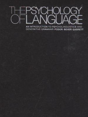 Psychology of Language PDF