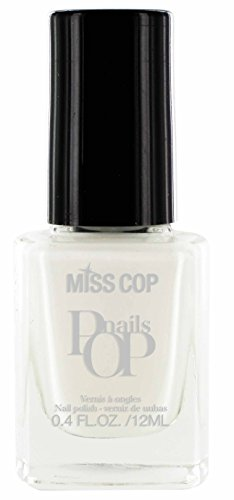 Nagellack POP NAILS LES BLANCS No 02 blanch french