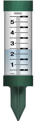 Taylor Precision Products 91755 Green Rain Gauge Spike Timers & Rain Gauges from Taylor Precision Products
