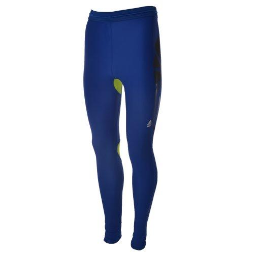 Adidas Mens Techfit Recovery Baselayer Tights - Blue - O02356 -