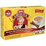 Nestle Abuelita Mexican Style Instant Hot Chocolate Mix, 8 Ounce -- 12 per case.