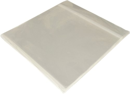 100-Plastic-Super-Polyclear-BOPP-RESEALABLE-Outer-Sleeves-for-12-Vinyl-Records-12SB02RSIM