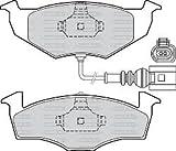 Brake Pads Skoda Fabia Mk II Hatchback 1.9 Tdi 07->