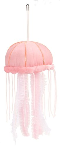 "Jellyfish Pink Cuddlekin 10"" by Wild Republic"
