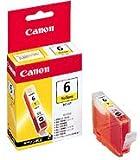Canon インクタンク BCI-6Y イエロー