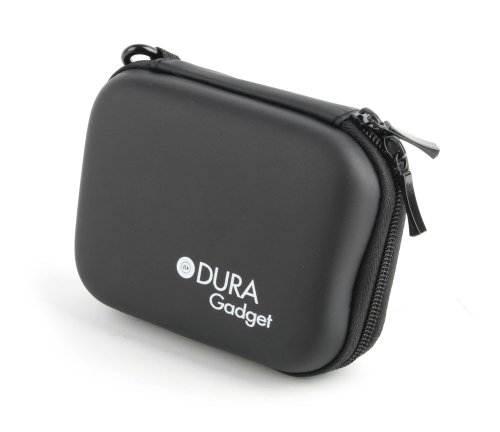Duragadget Hardwearing Camera Case With Soft Fleece Lining For Fujifilm X-F1, Finepix Xp100 & Finepix F500Exr front-959099