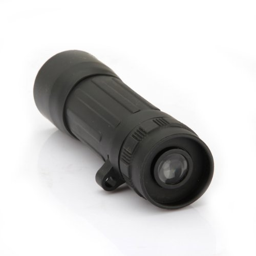Small Mini Monocular With Pouch Outdoor Camping 10X25