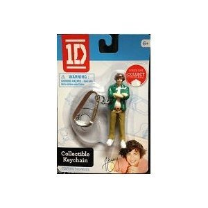 1D (One Direction) Collectible Figure Keychain-Harry from Commonwealth Toy-Novelty
