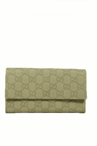 Gucci Wallets Crema (color) Guccissima Leather 254586