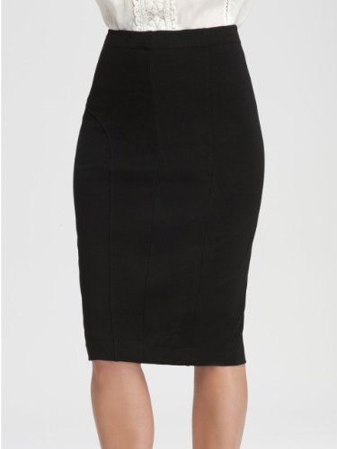 GUESS by Marciano Marilyn Ponte Pencil Skirt