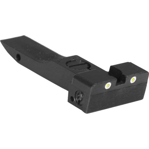 Elliason Kensight Sight Trijicon Tritium Insert - Night Sights With Rounded Blade